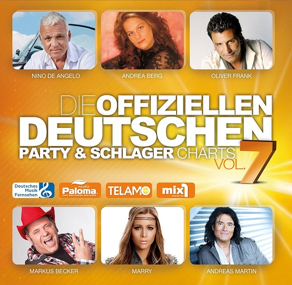 party schlager charts vol 07600